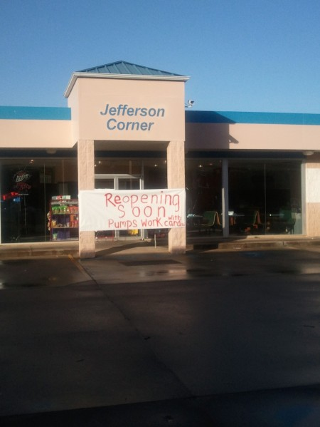 Jefferson Corner - Saturday, January 11, 2014