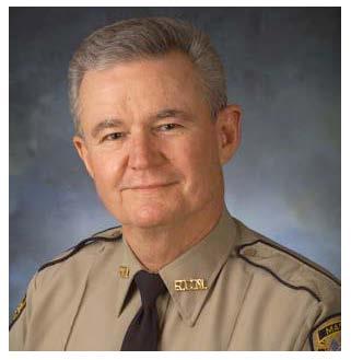 Ruston City Marshal Mike Hilton