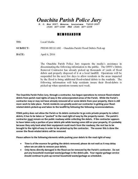 Memo.Press Release.Debris.4-6-16_Page_1