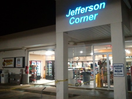 Jefferson Corner - Friday, November 4, 2016